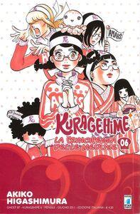 Libro Kuragehime la principessa delle meduse. Vol. 6 Akiko Higashimura