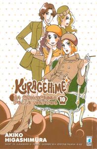 Libro Kuragehime la principessa delle meduse. Vol. 10 Akiko Higashimura