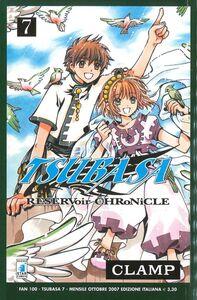 Foto Cover di Tsubasa reservoir chronicle. Vol. 7, Libro di Clamp, edito da Star Comics