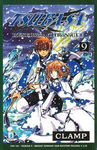 Foto Cover di Tsubasa caractere guide. Vol. 9, Libro di Clamp, edito da Star Comics