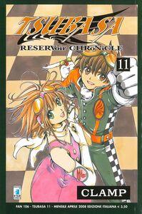 Libro Tsubasa reservoir chronicle. Vol. 11 Clamp