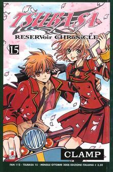 Tsubasa reservoir chronicle. Vol. 15