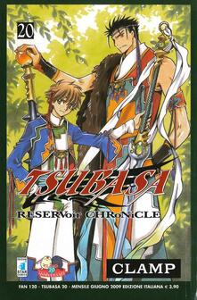 Parcoarenas.it Tsubasa reservoir chronicle. Vol. 20 Image