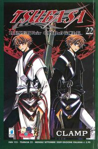 Foto Cover di Tsubasa reservoir chronicle. Vol. 22, Libro di Clamp, edito da Star Comics