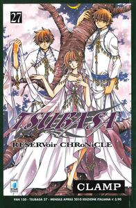 Tsubaba reservoir chronicle. Vol. 27