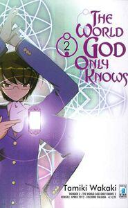 Libro The world god only knows. Vol. 2 Tamiki Wakaki
