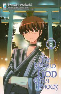 Libro The world god only knows. Vol. 6 Tamiki Wakaki