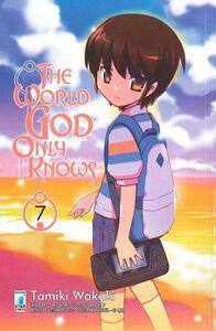 Libro The world god only knows. Vol. 7 Tamiki Wakaki