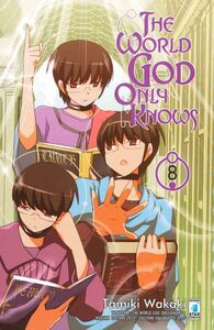 Libro The world god only knows. Vol. 8 Tamiki Wakaki