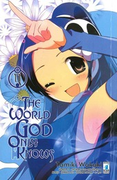 The world god only knows. Vol. 11