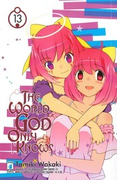 The world god only knows. Vol. 13
