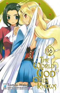 Libro The world god only knows. Vol. 16 Tamiki Wakaki