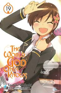 Libro The world god only knows. Vol. 19 Tamiki Wakaki