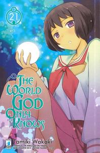 Libro The world god only knows. Vol. 21 Tamiki Wakaki