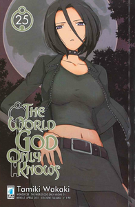 Libro The world god only knows. Vol. 25 Tamiki Wakaki