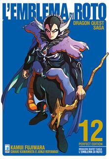 Mercatinidinataletorino.it L' emblema di Roto. Perfect edition. Dragon quest saga. Vol. 12 Image
