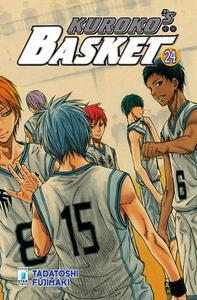 Kuroko's basket. Vol. 24