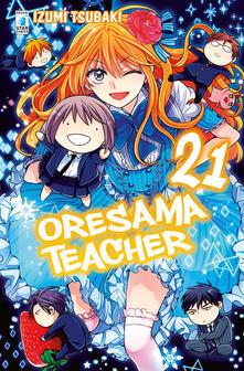 Secchiarapita.it Oresama teacher. Vol. 21 Image