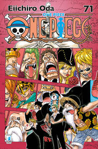 One piece. New edition. Vol. 71