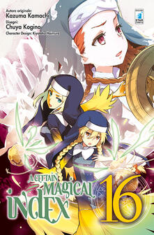 Teamforchildrenvicenza.it A certain magical index. Vol. 16 Image
