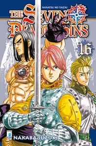 The seven deadly sins. Vol. 16
