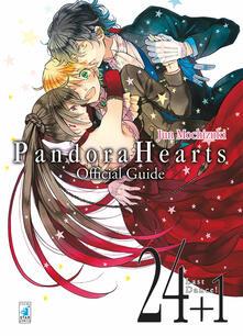 Winniearcher.com Pandora hearts. Official guide 24+1. Last dance! Image
