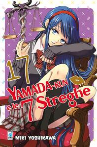 Yamada-Kun e le 7 streghe. Vol. 17