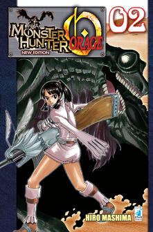 Filippodegasperi.it Monster Hunter Orage. Vol. 2 Image