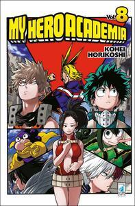 My Hero Academia. Vol. 8