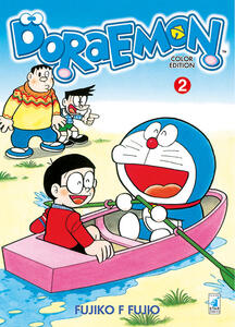 Doraemon. Color edition. Vol. 2