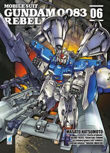 Equilibrifestival.it Rebellion. Mobile suit Gundam 0083. Vol. 6 Image