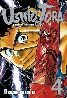 Charun.it Ushio e Tora. Perfect edition. Vol. 4 Image