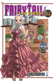 Radiospeed.it Fairy Tail. New edition. Vol. 14 Image