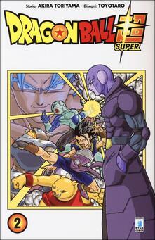 Dragon Ball Super. Vol. 2 - Akira Toriyama,Toyotaro - copertina