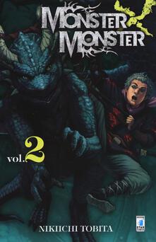 Antondemarirreguera.es Monster x monster. Vol. 2 Image