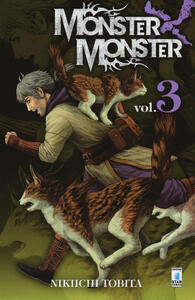 Monster x monster. Vol. 3