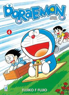 Winniearcher.com Doraemon. Color edition. Vol. 4 Image