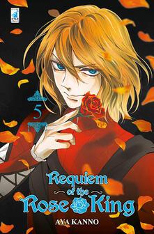 Capturtokyoedition.it Requiem of the Rose King. Vol. 5 Image