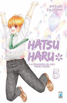 Grandtoureventi.it Hatsu Haru. La primavera del mio primo amore. Vol. 5 Image