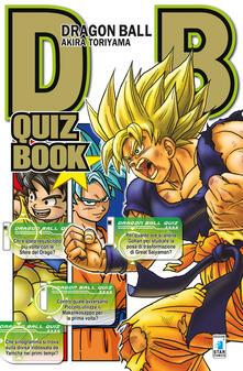 Winniearcher.com Dragon Ball quiz book. Con Poster Image
