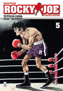 Secchiarapita.it Rocky Joe. Perfect edition. Vol. 5 Image