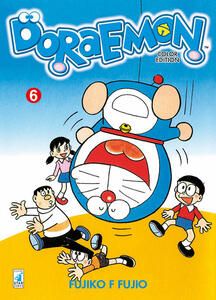 Doraemon. Color edition. Vol. 6