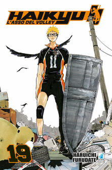 Promoartpalermo.it Haikyu!!. Vol. 19 Image