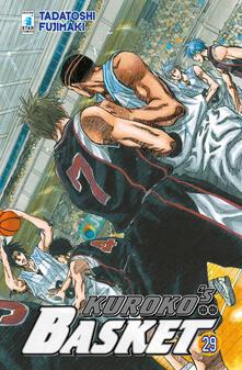 Daddyswing.es Kuroko's basket. Vol. 29 Image