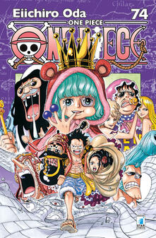 Cefalufilmfestival.it One piece. New edition. Vol. 74 Image