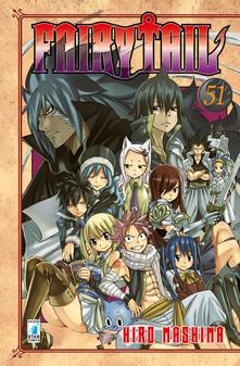 Fairy Tail. Vol. 51 - Hiro Mashima - copertina