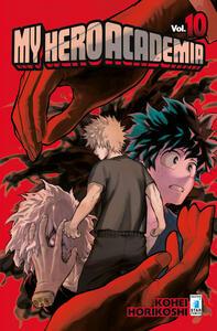 My Hero Academia. Vol. 10