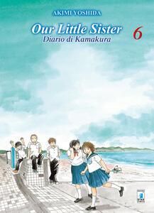 Our little sister. Diario di Kamakura. Vol. 6