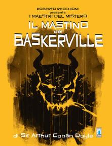 Recuperandoiltempo.it Roberto Recchioni presenta: I maestri del mistero. Il mastino dei Baskerville da Arthur Conan Doyle Image