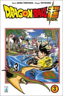 Dragon Ball Super. Vol. 3 - Akira Toriyama,Toyotaro - copertina